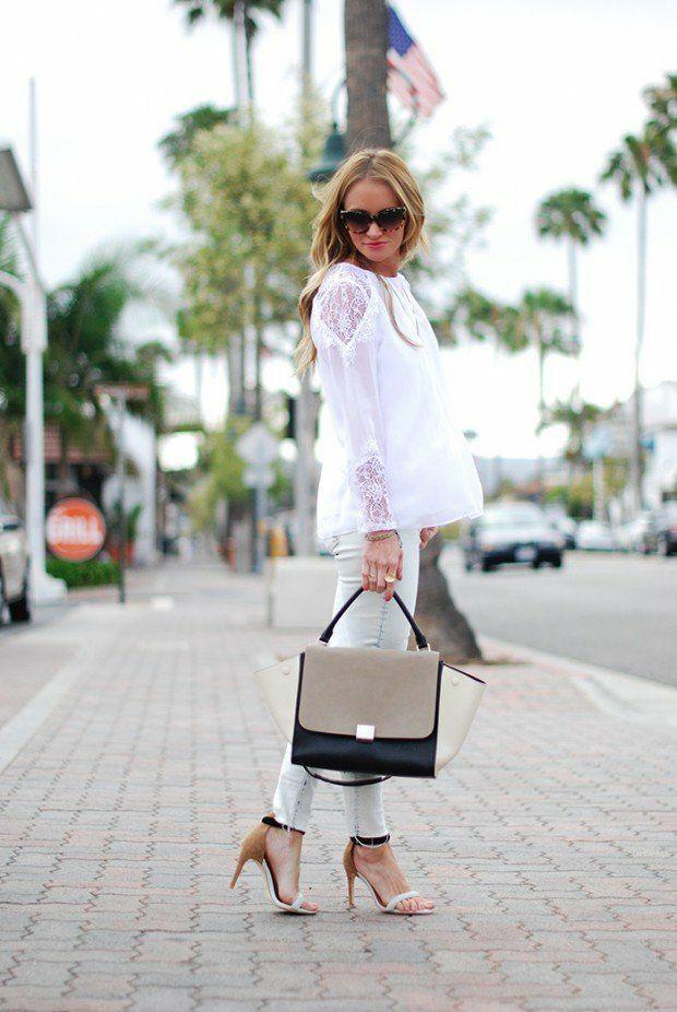 9d8109852 La tenue classe femme - 18 idées pour cet été | Style classe | Tenue ...