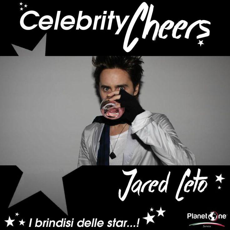 Siete amanti dei #cocktail on the rocks? Freddi, solidi, decisi. Jared Leto rappresenta la miscela perfetta di un cocktail così: cantante, attore e animo rock!