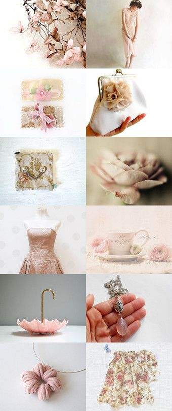 roses of april by Serena De Grazia on Etsy--Pinned with TreasuryPin.com