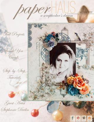 PaperHaus Magazine Fall 2012