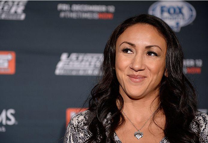 Carla Esparza: Right Where She Belongs | UFC ® - News