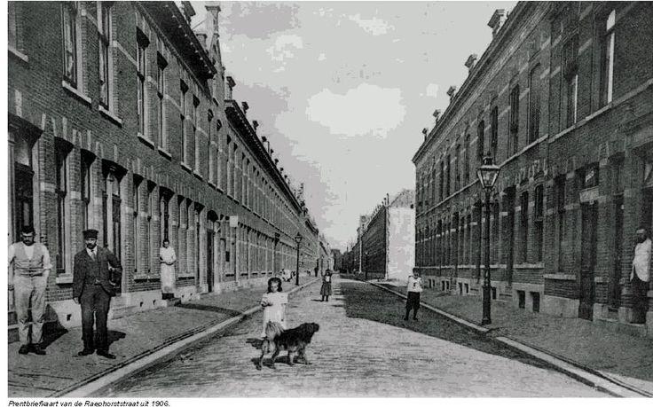 Raephorststraat 1906