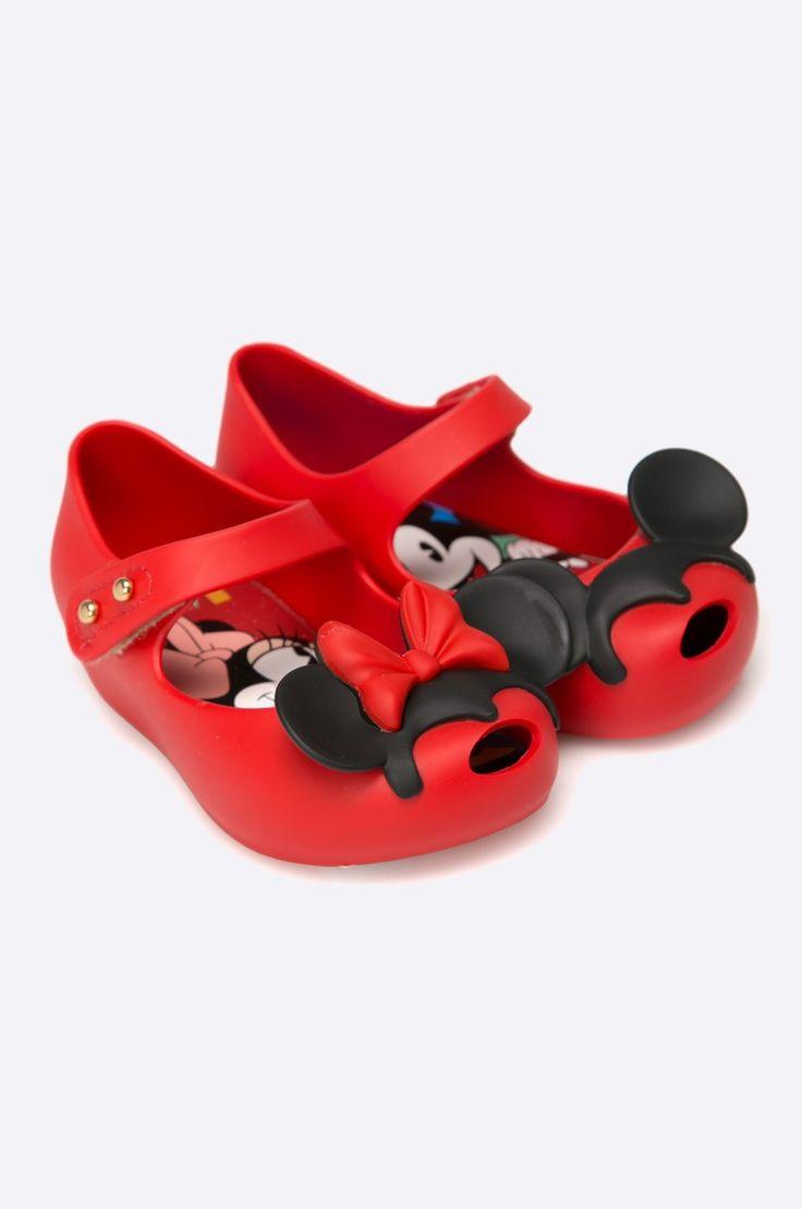 -32% Balerini copii Minnie Mouse Rosii Ultragirl Melissa