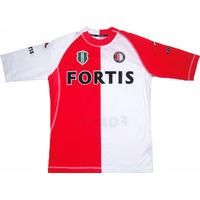 2004-05 Feyenoord Home Shirt 3XL , From CLASSIC FOOTBALL SHIRTS LIMITED , CLASSIC FOOTBALL SHIRTS LIMITED