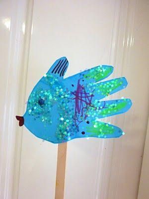 cute craft idea for an under the sea theme would love to do with my - Colorful Fish Book