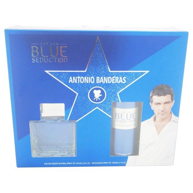 Antonio Banderas Seduction Men's 2-piece Gift Set