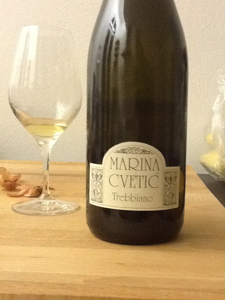 Trebbiano Marina Cvetic - Abruzzo