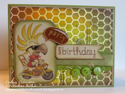 Paper, Ribbon, and Thread: Craft Your Passion #135 Hexagons  (November 2012)