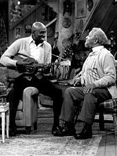 Gotta love a show that lets you teach kids about Scatman Crothers