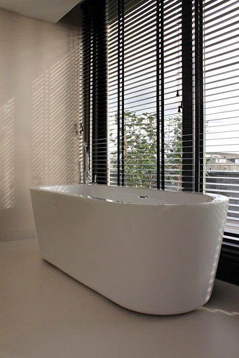 Een gietvloer in de badkamer: iets voor jou? | Badkamer | Pinterest