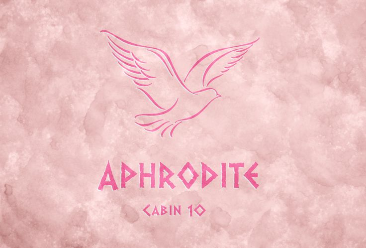 Percy Jackson fan? This is a wallpaper I created for the children of Aphrodite. Enjoy!
