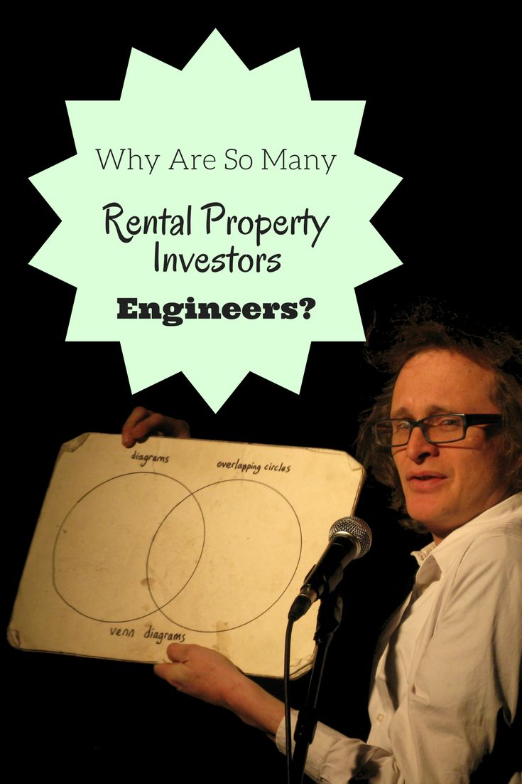 I've connected with many rental property investors since launching Rental Mindset. Why are so many rental property investors engineers? As I think about the dozens of rental property investors I've met in the last year, I've noticed many are engineers. Examining data, patterns will start to emerge. Are those patterns telling of some information or …