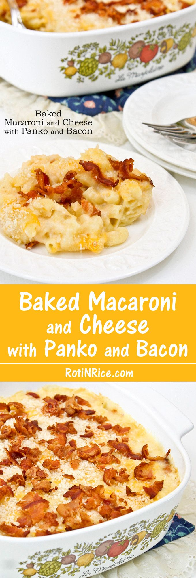 ... Baked Macaroni on Pinterest | Macaroni And Cheese, Cheese and Macaroni