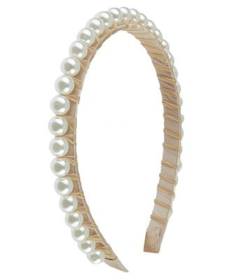 Pearl headband   Forever21.com - Accessories