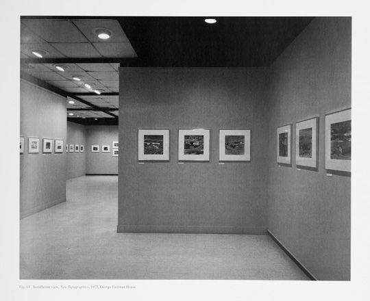 Exposition New Topographics, 1975.