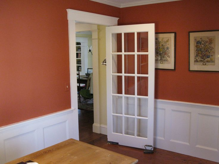 Installing A Swinging Door - A Concord Carpenter