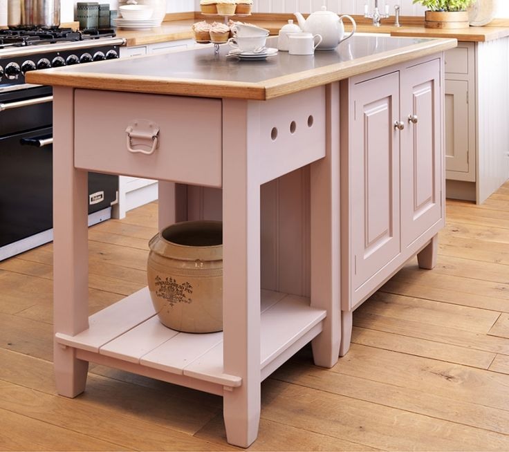 The Wonder Of The Freestanding Kitchen: 17 Best Images About Kitchen Ideas On Pinterest