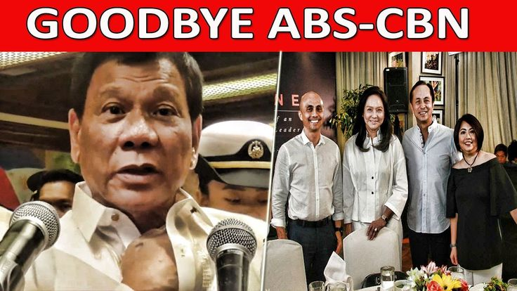 MGA ARTISTA LIPAT BAKOD NA! PANGULONG DUTERTE HAHARANGIN IRENEW ANG PRANGKISA  NA ABS-CBN - WATCH VIDEO HERE -> http://philippinesonline.info/trending-video/mga-artista-lipat-bakod-na-pangulong-duterte-haharangin-irenew-ang-prangkisa-na-abs-cbn/   PLEASE SUBSCRIBE For More :                – PHILIPPINE GOVERNMENT IMPORTANT MESSAGE- I do not own ANY of the soundtrack, property and rights for audio/ video go to the OWNER. If any content owners would like their images/vid