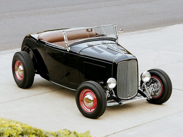 '32 Ford HiBoy roadster