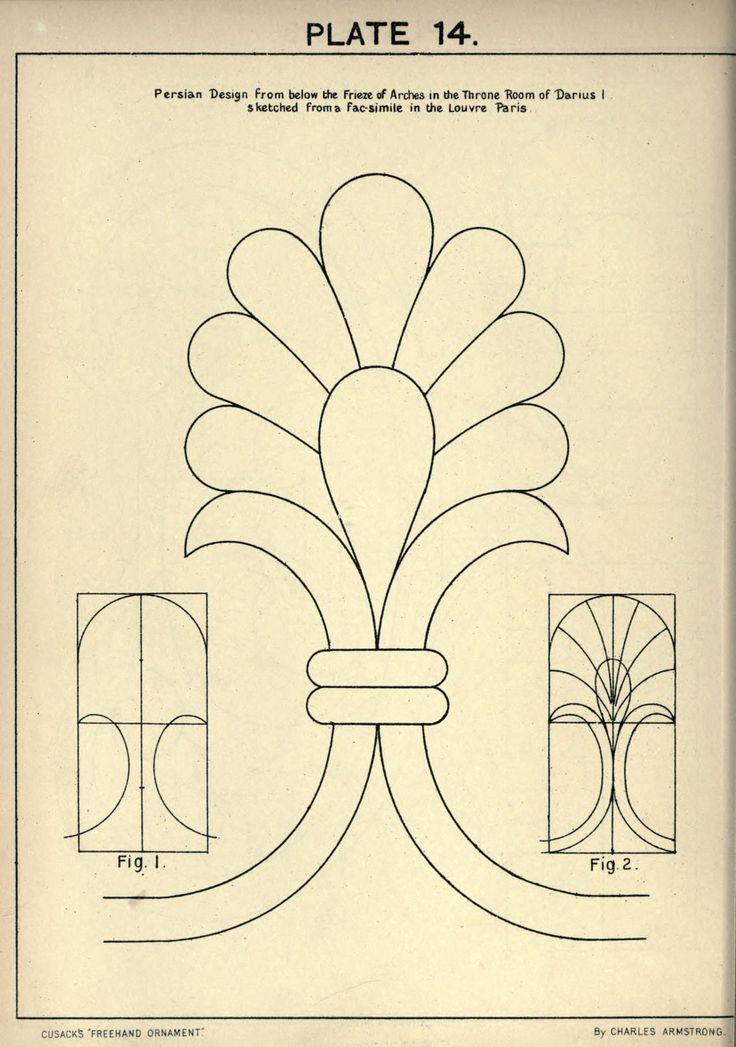 ornamento a mano alzada de cusack un libro de texto con ch - Edekors De