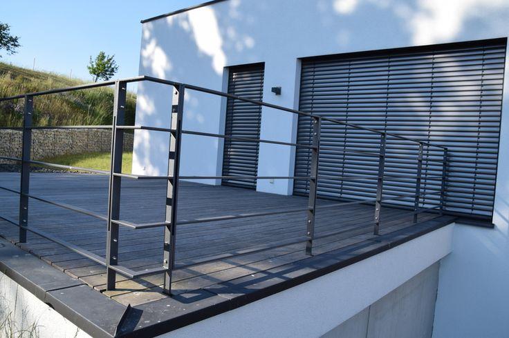 Wissel Metall Design - Balkongeländer