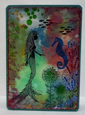 BaRb'n'ShEll Creations - Mermaids, Lavinia - BaRb