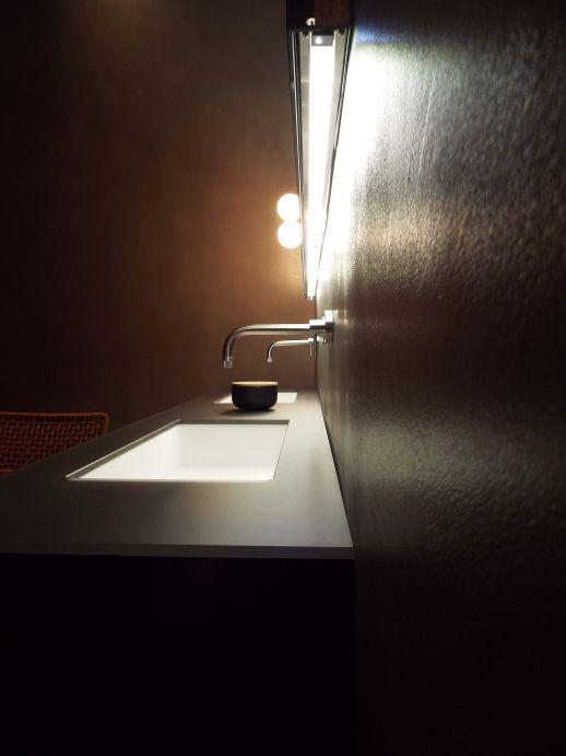 #rivestimento bagno in #resina. www.stanzedautore.it
