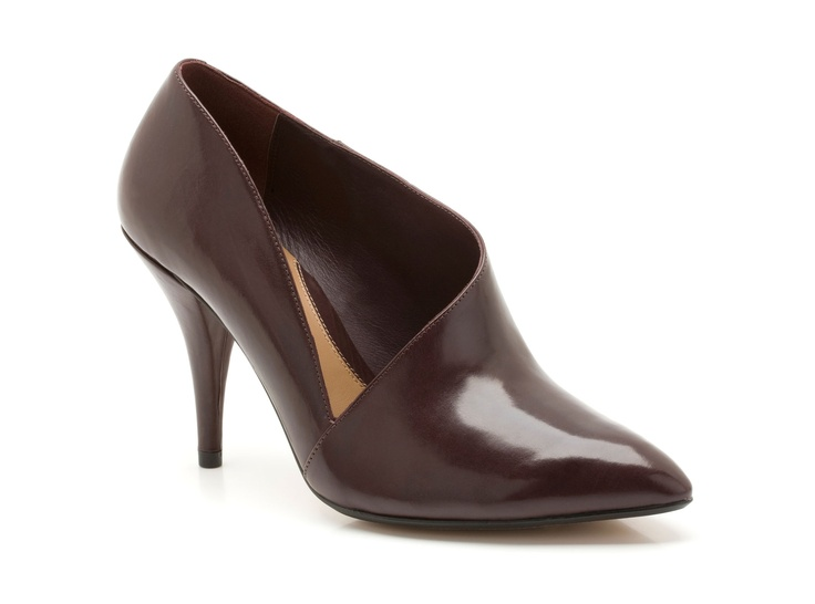 Womens Smart Shoes - Azizi India in Chocolate Leather from Clarks shoes