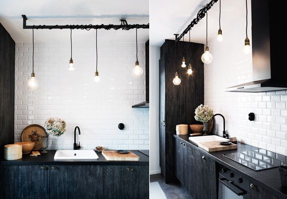 I searching for lamp inspiration, and found some :)