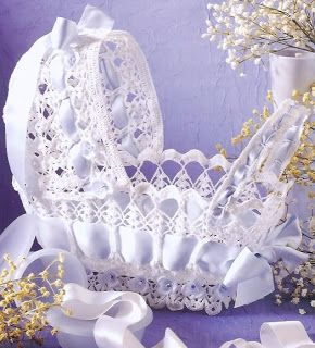 Manualidades tejidas para un baby shower ~ lodijoella