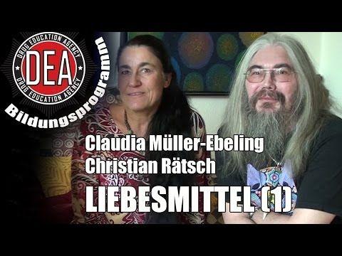 Christian Rätsch und Claudia Müller-Ebeling: Liebesmittel - Pflanzen der Sinnlichkeit - YouTube