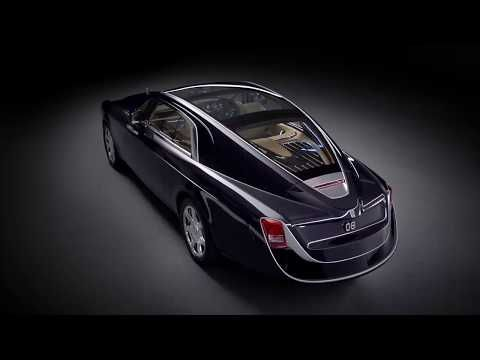 Rolls-Royce Sweptail One-Off Unveiled at Villa d'Este