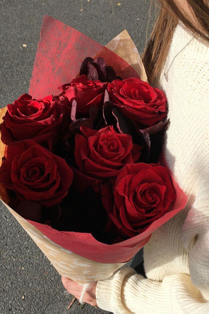 Bouquet De Fleur Pour St Valentin saint-valentin, bouquet, fleurs, flowers, fleuriste, florist