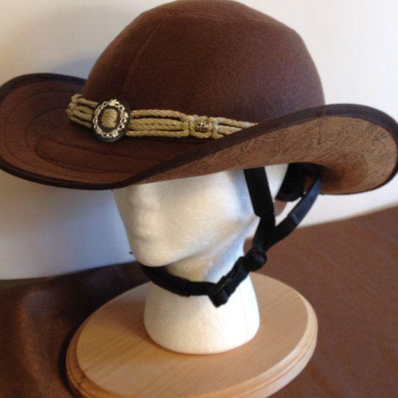 26 Best Images About Cowboy Hat Helmet Cover On Pinterest