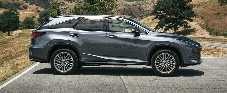 The Rx Has Been Like A License To Print Money For Lexus But While The Luxury Crossover Received A Long Version With Slightly More Lexus 3rd Row Suv Corvette