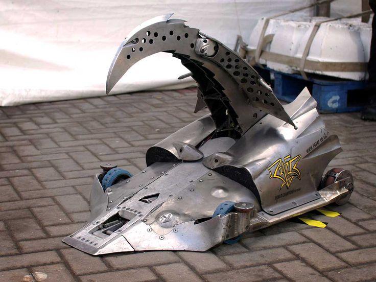 Razer Robot Wars