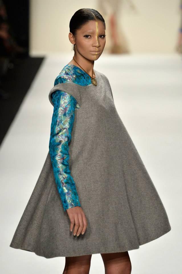 Mercedes-Benz Fashion Week #Day4 #RoundUp #MBFW #FW14 Designer: Katya Zol