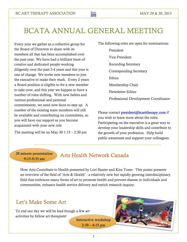 May 30 AGM and Conference p5