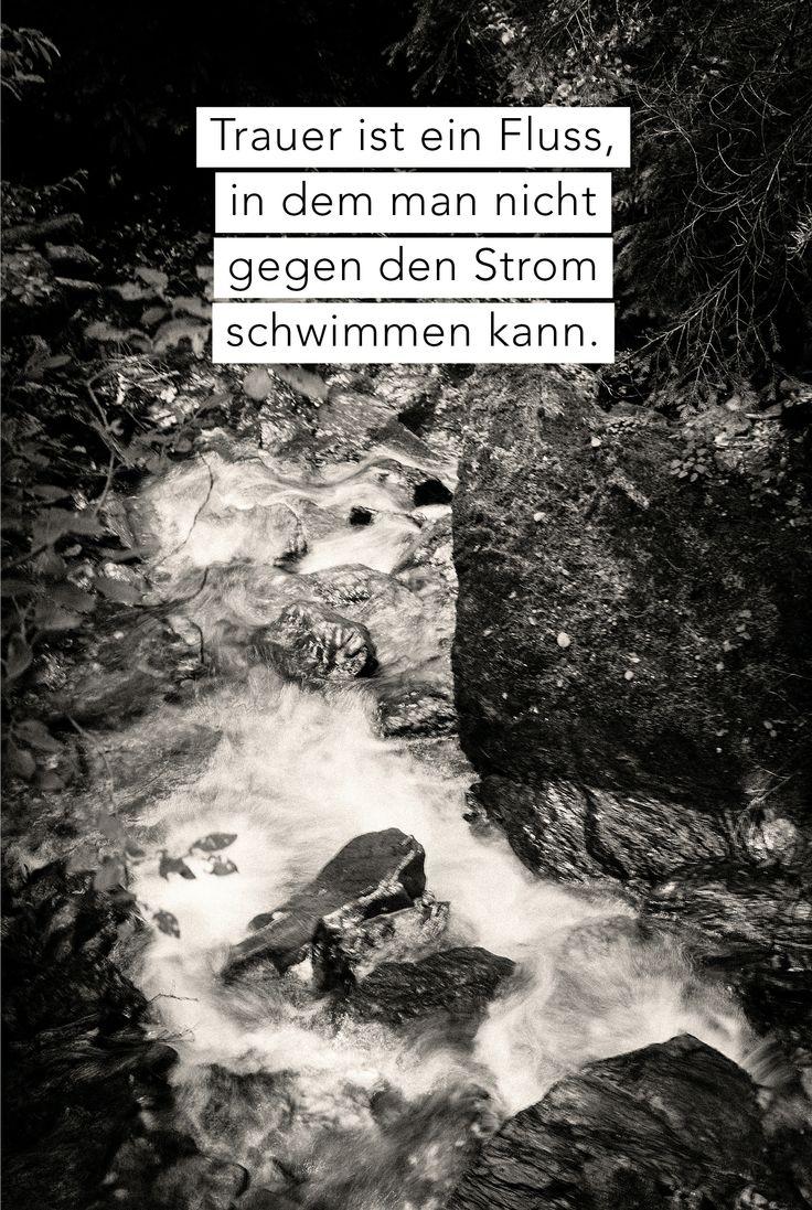 ART.NR. SB0121 Fluss der Trauer | Fotografie: Tom Zilker