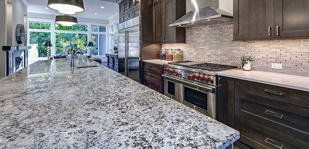 5 Top Countertop Materials Pros And Cons Angie S List Replacing Kitchen Countertops Kitchen Countertops Countertops