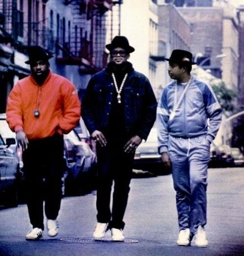 s hip-hop music scene consisted of oversized gold necklaces, ghetto blasters or boomboxes on one shoulder with blazing music, bucket hats, shell tracksuits and sneakers. If there were social media platforms such as Instagram in the s, we would have a .