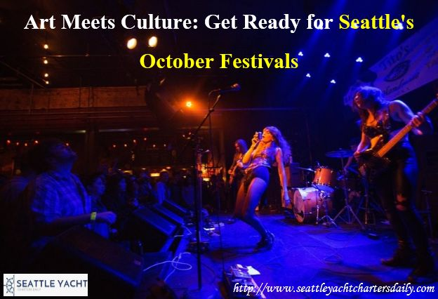 Art Meets Culture: Get Ready for Seattle's October Festivals