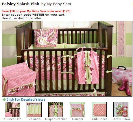 Pink Bandana Baby Shower Invitations