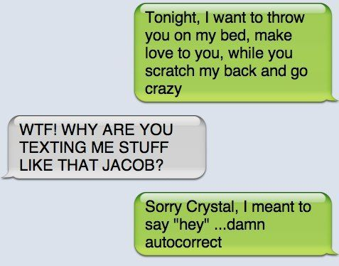 Funny texts to send to a girl