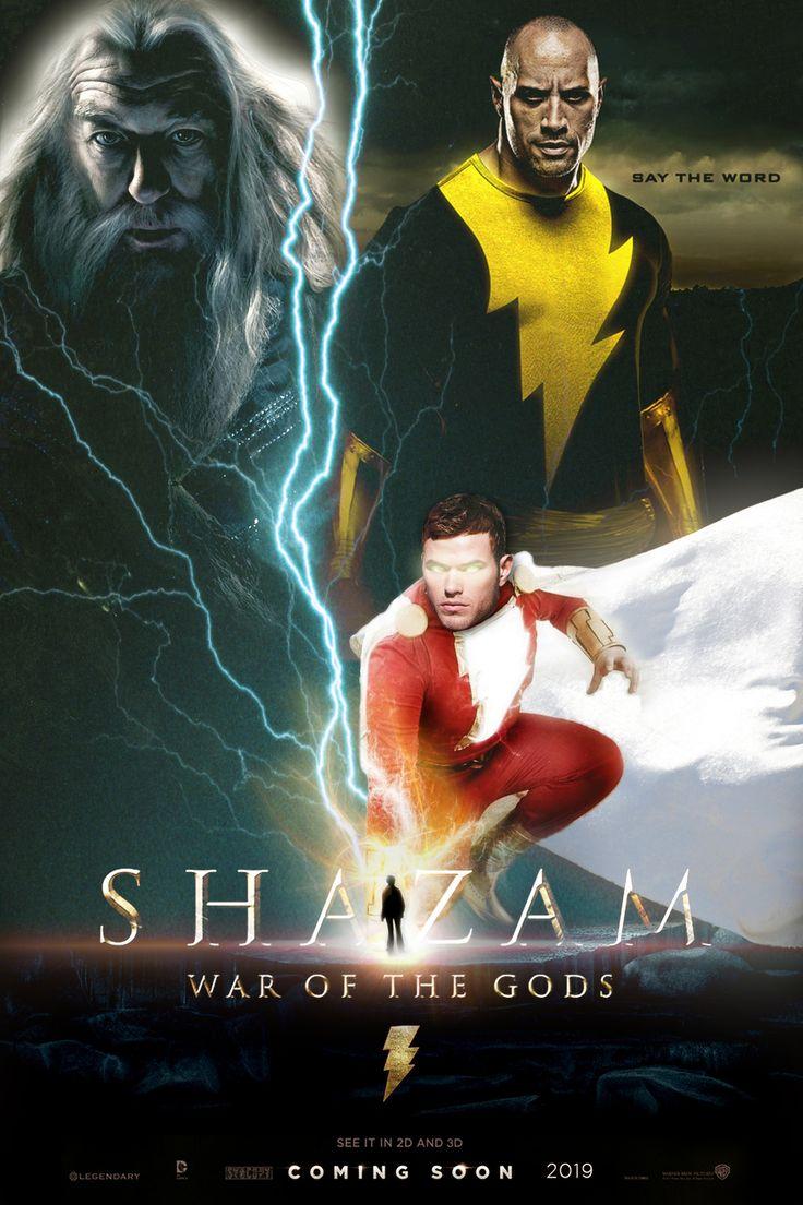 Is That Dumbledore Shazam Movie Shazam Superhero Movies