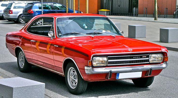 Opel Rekord Sprint