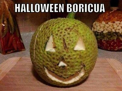 The Boricua version of Jack from A Nightmare before Christmas!!! Mmmmm pana! Feliz Navidad Raza!