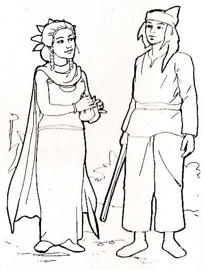 Asal-usul Kerajaan Pulau Majeti dan Legenda Ki Selang Kuning (Bagian 2)
