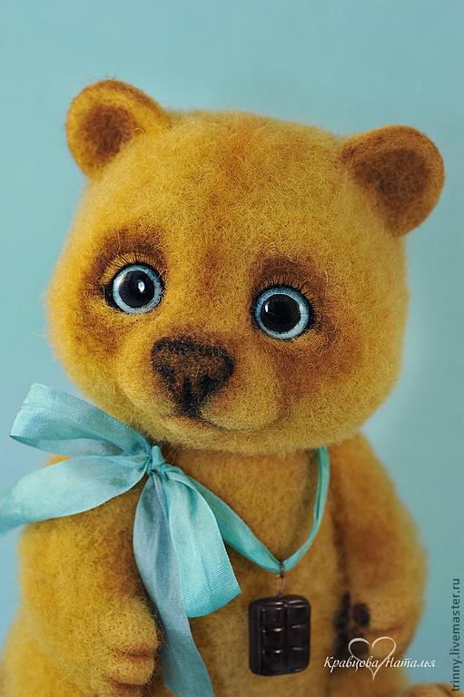 когда утром игрушки из шерсти валяние животные картинки медведь этом войти