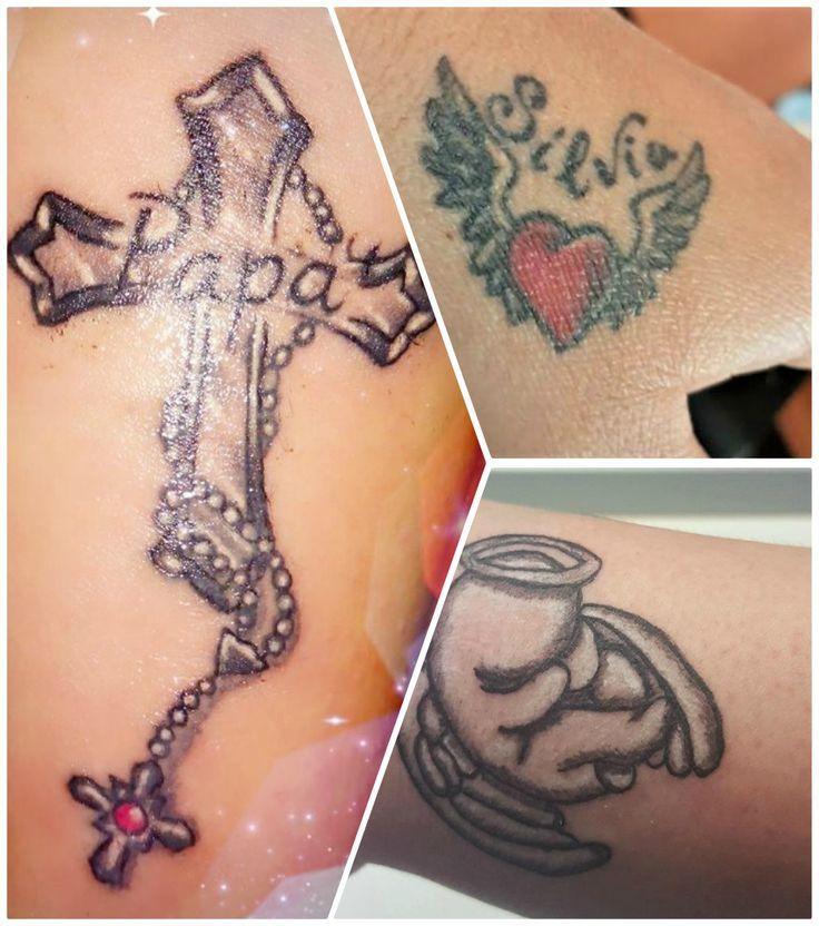Super Oltre 25 idee originali per Tatuaggi con angeli su Pinterest  FG95